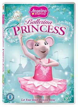 Angelina Ballerina - Ballerina Princess (DVD)