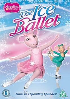 Angelina Ballerina - The Ice Ballet (DVD)