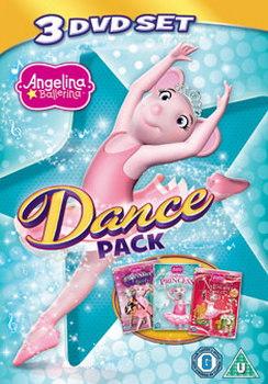 Angelina Ballerina - Dance Pack  (DVD)