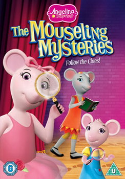 Angelina Ballerina - Mouseling Mysteries (DVD)