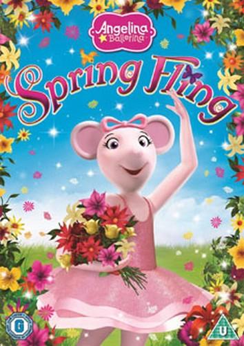 Angelina Ballerina - Spring Fling (DVD)
