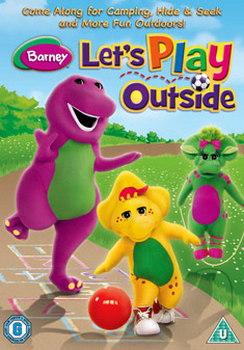 Barney - Lets Play Outside (DVD)