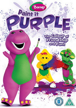 Barney: Paint It Purple (DVD)