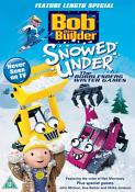 Bob The Builder: Snowed Under - The Bobblesberg Winter Games (DVD)