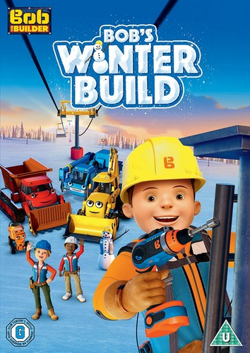 Bob The Builder - Bob'S Winter Build (DVD)