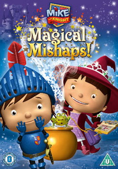Mike The Knight - Magical Mishaps (DVD)