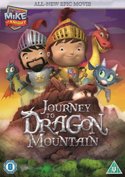 Mike The Knight - Journey To Dragon Mountain (DVD)