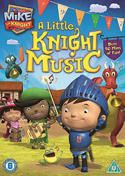 Mike The Knight - A Little Knight Music (DVD)