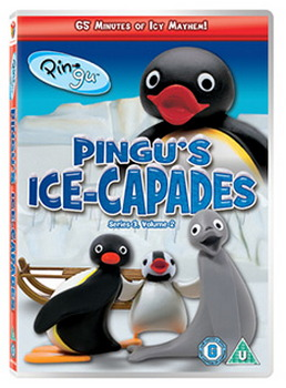 Pingu - Pingus Ice Capades (DVD)