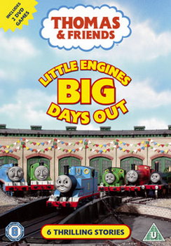 Thomas & Friends - Little Engines  Big Day Out  (DVD)