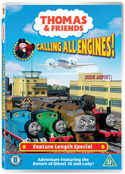 Thomas & Friends - Calling All Engines  (DVD)