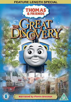 Thomas & Friends - The Great Discovery (DVD)