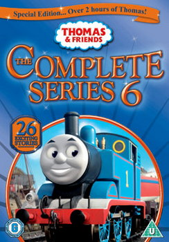 Thomas & Friends - Complete Series 6 (DVD)