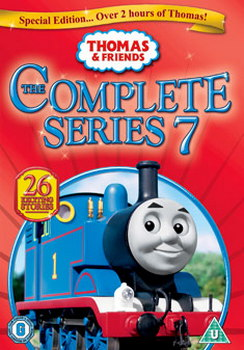 Thomas & Friends - Complete Series 7 (DVD)