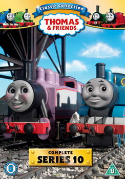 Thomas & Friends - Classic Collection Series 10 (DVD)