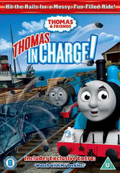 Thomas & Friends - Thomas In Charge (DVD)
