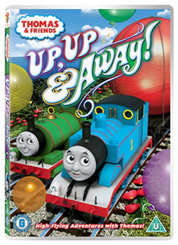 Thomas & Friends - Up Up And Away (DVD)