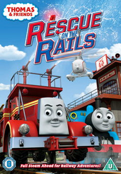 Thomas & Friends - Rescue On The Rails (DVD)