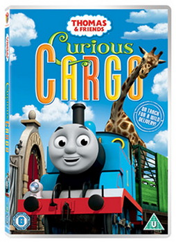 Thomas & Friends - Curious Cargo (DVD)