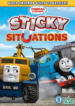 Thomas & Friends - Sticky Situations (DVD)
