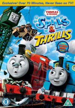 Thomas & Friends - Spills & Thrills (DVD)