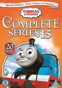 Thomas & Friends - The Complete Series 15 (DVD)