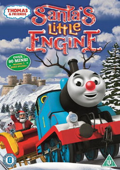 Thomas & Friends - Santas Little Engine (DVD)
