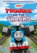 Thomas & Friends: Trouble On The Tracks (DVD)