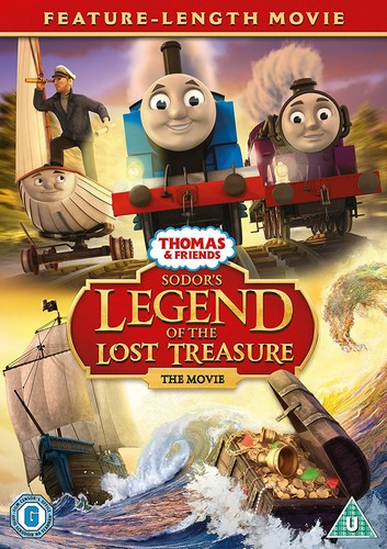 Thomas And Friends - Sodor's Legend Of The Lost Treasure