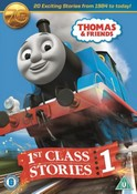 Thomas And Friends - 1St Class Strories (DVD)