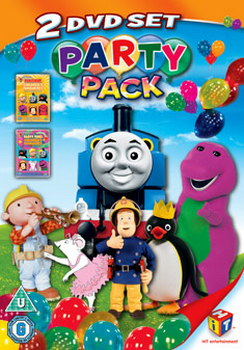 Hit Favourites - Party Pack (DVD)