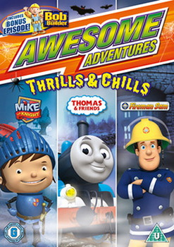 Awesome Adventures - Thrills & Chills (DVD)