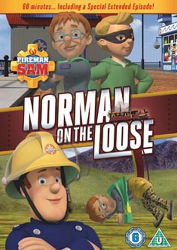 Fireman Sam: Norman On The Loose (DVD)