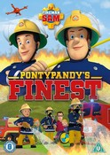 Fireman Sam: Pontypandy'S Finest (DVD)