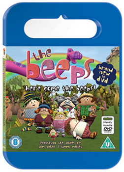 The Beeps - Here Come The Beeps! (DVD)