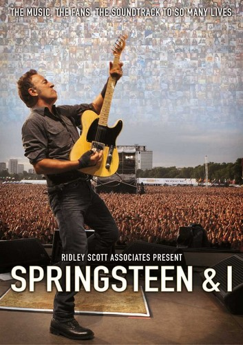 Bruce Springsteen - Springsteen & I [Documentary]