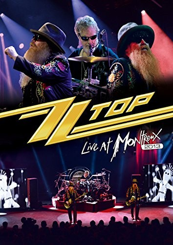 ZZ Top - Live at Montreux 2013 (Live Recording/DVD)