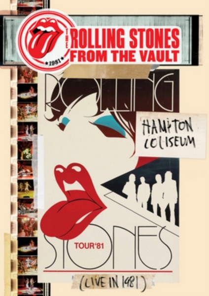 The Rolling Stones - From the Vault (Hampton Coliseum