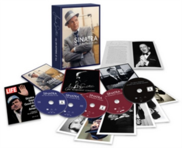 Frank Sinatra: All Or Nothing At All [Deluxe] [Ntsc] (DVD)