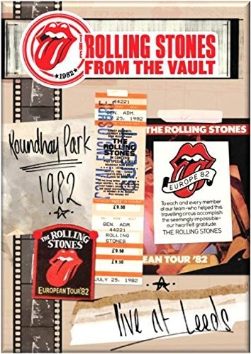 The Rolling Stones : From The Vault- Live In Leeds 1982 [Ntsc] (DVD)