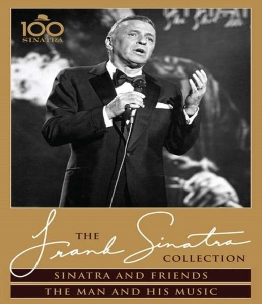 Sinatra And Friends/The Man And His Music [DVD] [NTSC]