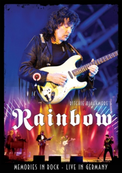 Ritchie Blackmore's Rainbow: Memories In Rock - Live In Germany [NTSC