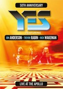 YES (ATW) Live at the Apollo (DVD)
