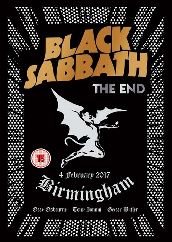 Black Sabbath: The End [DVD]