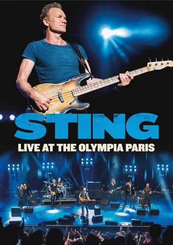 Sting: Live At The Olympia Paris [DVD]