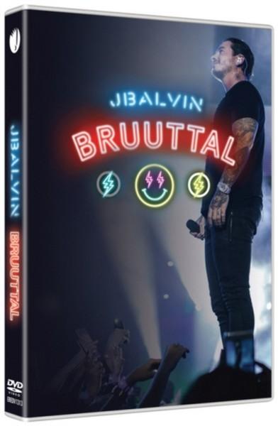 J Balvin BRUUTTAL [DVD]