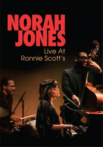 Norah Jones - Live at Ronnie Scott's [DVD] [2018]