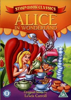 Storybook Classics - Alice In Wonderland (Animated) (DVD)