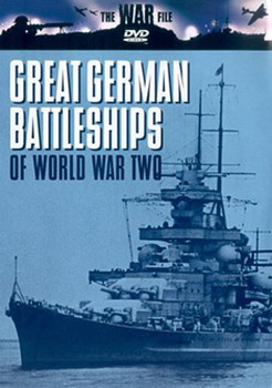 Great German Battleships Of World War 2 (DVD)