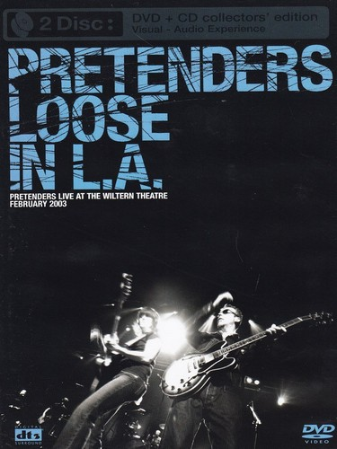 Pretenders  The - Loose In LA / Loose Screw (DVD And CD)